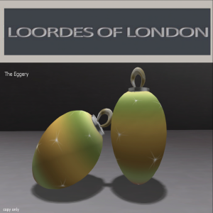 Loordes of London-The Eggery-#20