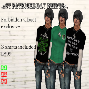 st paddys shirts - mens ._;Pink Sugah__.